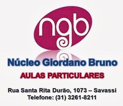 Núcleo Giordano Bruno de Aulas Particulares